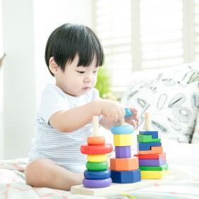 도형 쌓기 장난감