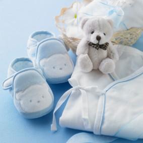 아기 신발 옷 세트